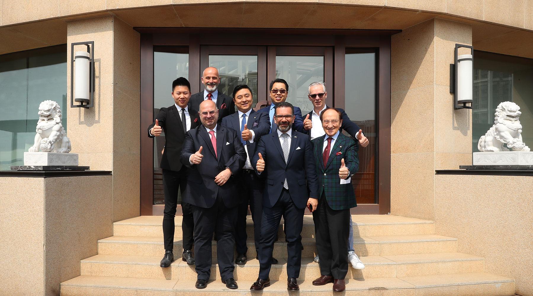 Opengate China insieme alla provincia di Padova